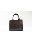 Кожаная сумка Easy style (brown) by OMABELLE
