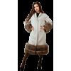 Пальто с мехом (17)