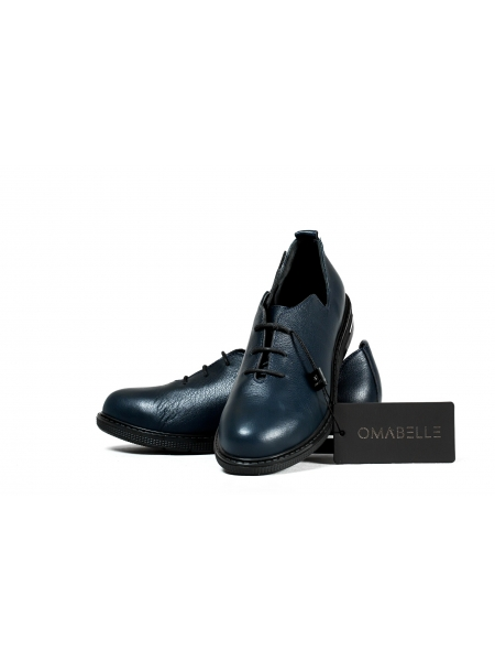 291568-LL Navy Leather