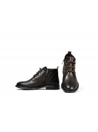 290800-PL BROWN LEATHER