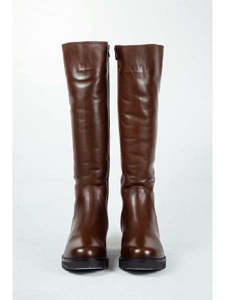 290023-FL Brown Leather