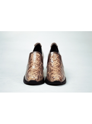 292422-LL Vizon Piron Leather Comb