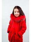 Парка детская Omabelle kids (красный) (POK)